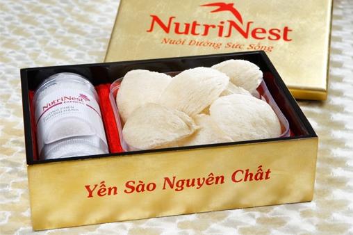 NutriNest – Tổ yến tinh chế đặc biệt 100g