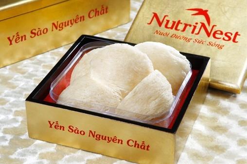 NutriNest – Tổ yến tinh chế nguyên tổ 50g